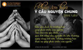 Ý cầu nguyện tháng 08/2019: Các gia đình là trường học giúp phát triển con người