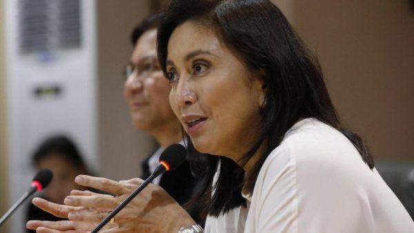 Giám mục Philippines lên án việc sa thải Phó Tổng thống chống ma tuý