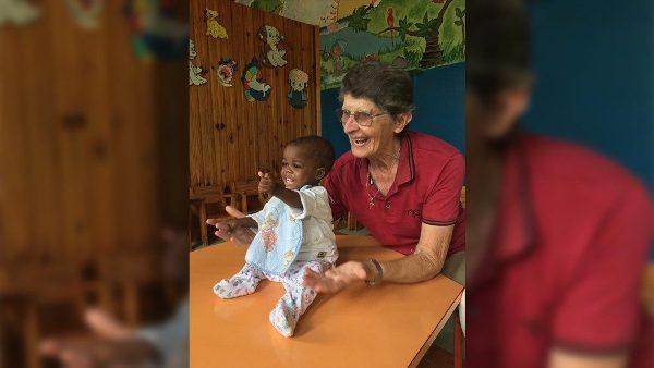 Bà Rita Milesi: từ Ý đến châu Phi, một cuộc đời dành cho các trẻ mồ côi