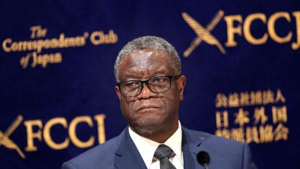 Hội đồng các Giáo hội Kitô Thế giới kêu gọi bảo vệ bác sĩ Denis Mukwege