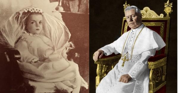Cách cô bé 4 tuổi truyền cảm hứng cho Đức Giáo hoàng hạ thấp tuổi rước lễ