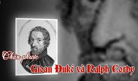 Chân phước Gioan Đukê và Ralph Corby (07/09)