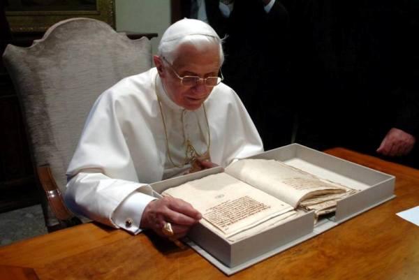 Ratzinger, một người thầy