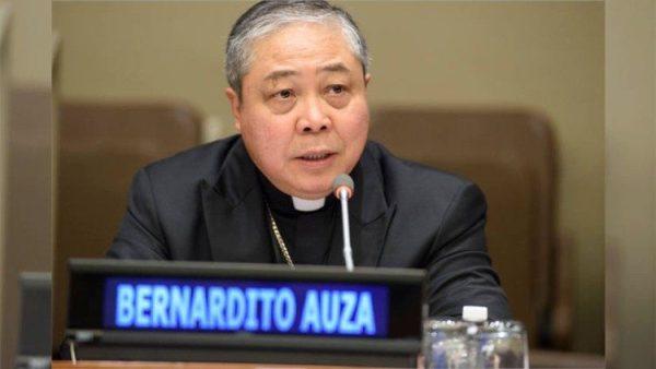 Đức cha Auza chuyển đến người Tây Ban Nha lời chia buồn của ĐGH