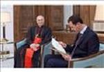 Đức Thánh Chakêu gọi Tổng thốngSyriatôn trọng luật nhân đạo