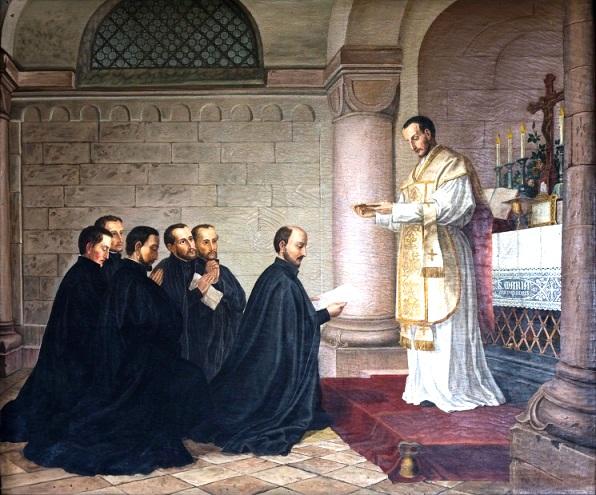 Thánh Inhaxiô Loyola (31/07)