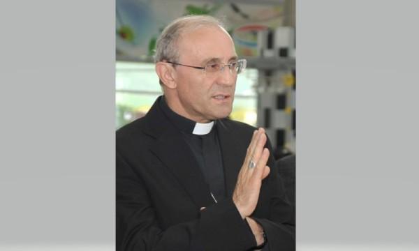 Chúc mừng Đức Tổng Giám mục Leopoldo Girelli
