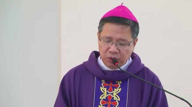 Bài giảng trong Lễ An táng Lm P.X Nguyễn Hữu Tấn (6.2.2020)