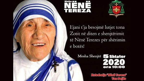 Mẹ Têrêsa Calcutta - nguồn cảm hứng giúp đỡ trẻ em Pakistan của một phụ nữ Công giáo trẻ