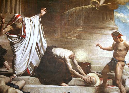 Thánh Denis – Thánh Rusticus – Thánh Eleutherius (09/10)