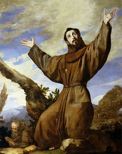 Thánh Phanxicô Assisi (Phanxicô khó khăn) (4/10)