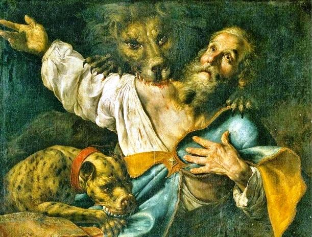 Thánh Inhaxiô thành Antiokia, Giám mục tử đạo (17/10)