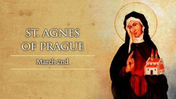 Thánh Agnes Prague (02/03)