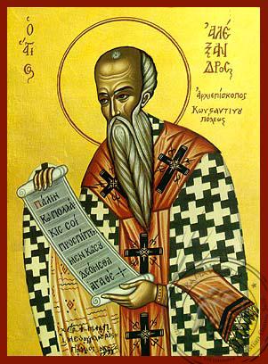 Tôi Tớ Thiên Chúa Alexander ở Hales (c. 1245) (27/10)