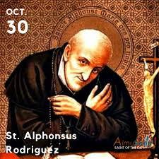 Thánh Anphong Rodriguez (31/10)