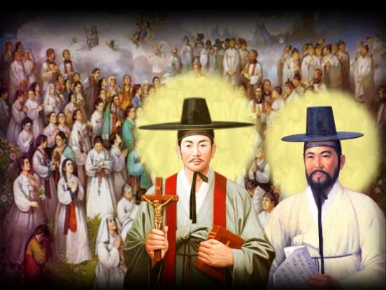 Thánh Andrê Kim Têgon, Phaolô Chung Hasang và các bạn tử vì đạo (20/9)