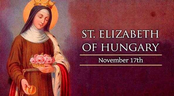 Thánh Elizabeth ở Hungary (17/11)