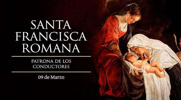 Thánh Phanxica Rôma (09/03)