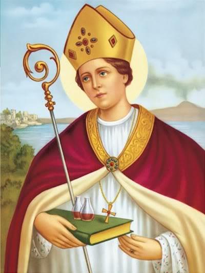Thánh Januarius (19/09)
