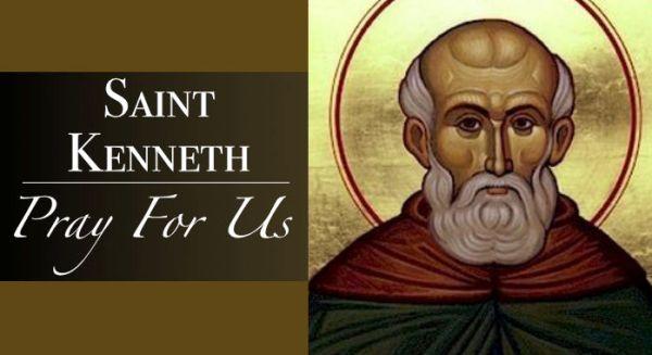 Thánh Kenneth (11/10)