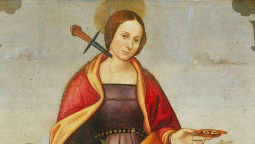 Thánh Lucia, trinh nữ, tử đạo (13/12)