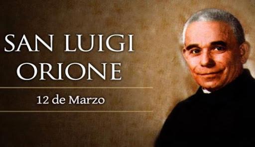 Thánh Luigi Orione (12/03)