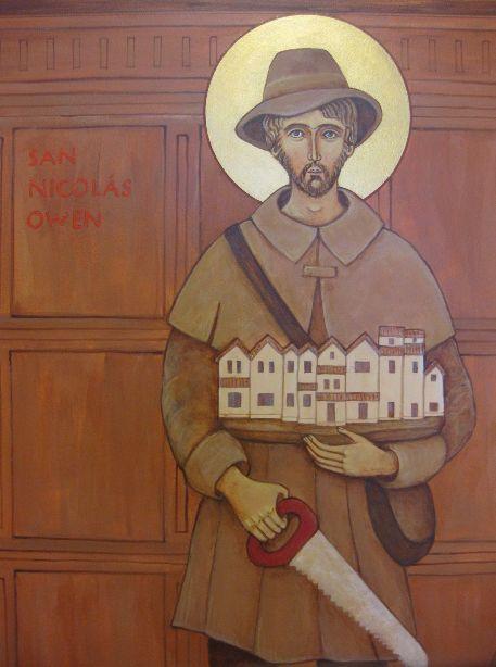 Thánh Nicholas Owen (22/03)