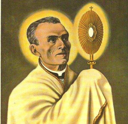 Thánh Phêrô Julianô Eymard, Linh mục (02/8)