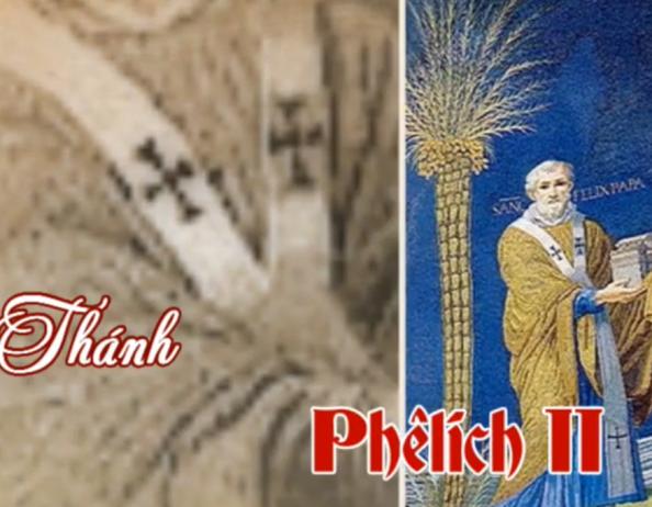 Thánh Phêlích II (01/03)