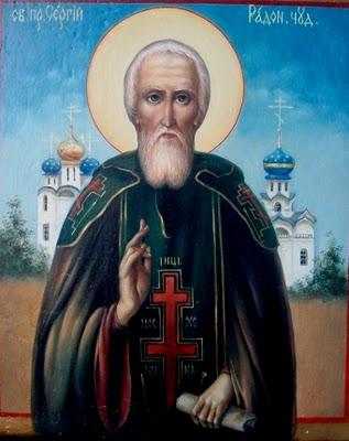 Thánh Sergius (25/09)