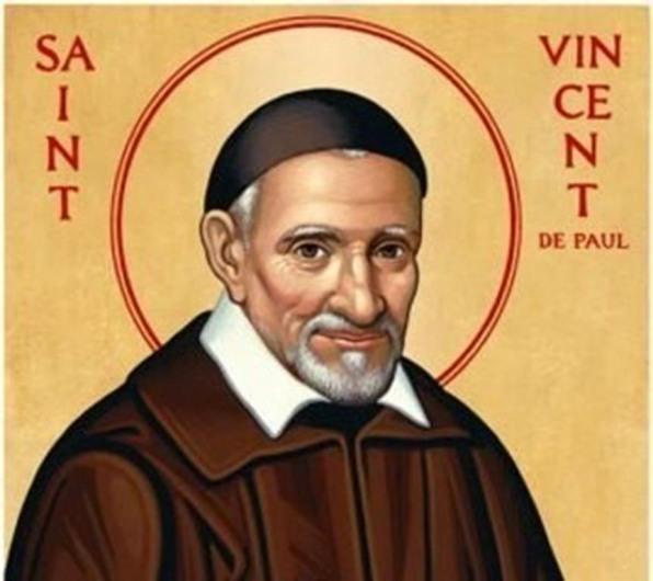 Thánh Vincent de Paul (27/09)