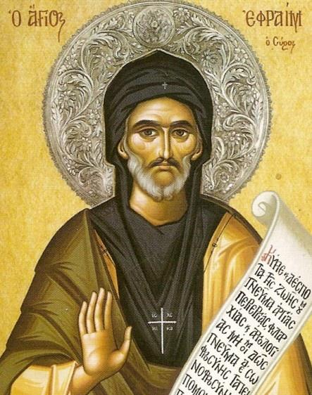 Thánh Ephrem, Phó tế, Tiến sĩ Hội thánh