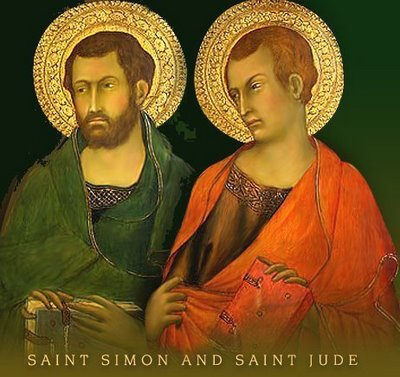 Gọi và chọn: SN Tin Mừng thứ Bảy- Lễ thánh Simon và thánh Giuđa, tông đồ (28.10.2017)