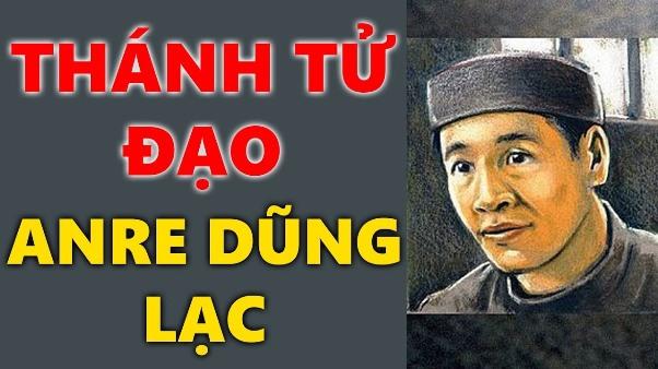 Thánh Anrê Dũng Lạc và các Bạn tử đạo Việt Nam (24/11)