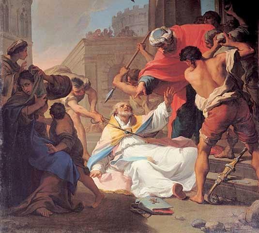 Thánh Eusebius ở Vercelli (02/08)