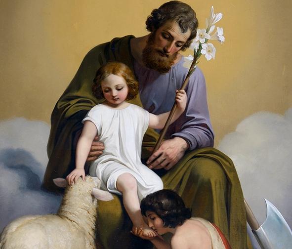 Đặt tên cho con trẻ: SN TM thứ Năm - Thánh Giuse, bạn trăm năm Đức Maria (19.03.2020)