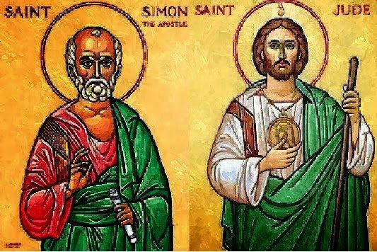 Thánh Simon và Thánh Giuđa, tông đồ (28/10)