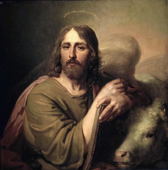 Thánh sử Luca, tác giả sách Tin Mừng thứ ba (18/10)