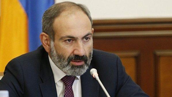 Thủ tướng Armenia ủng hộ lời ĐGH kêu gọi ngừng bắn trên toàn cầu