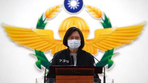 Tổng thống Đài Loan ca ngợi lập trường của ĐGH Phanxicô về nhân quyền