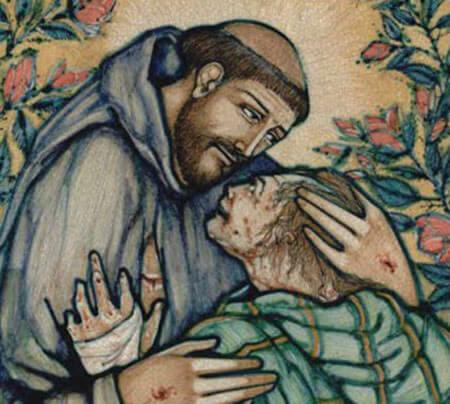 Thánh Phanxicô Assisi, con người của hòa bình