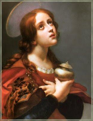Thánh Maria Madalena, lễ kính (22/7)