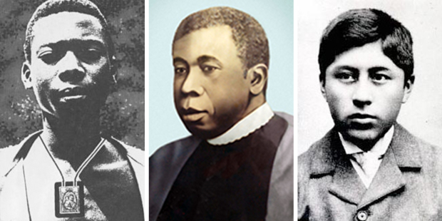 Những gương mặt của Giáo hội đã chống lại sự phân biệt chủng tộc