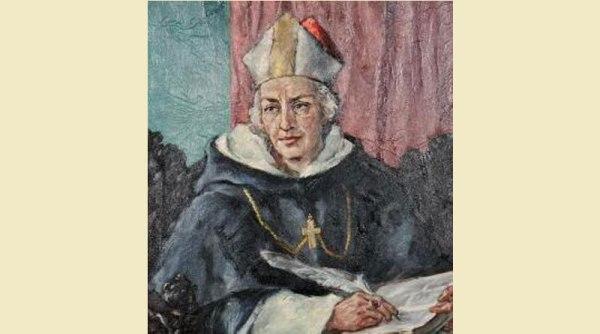 Thánh Alberto Cả, Giám mục Tiến sĩ Hội thánh (15/11)