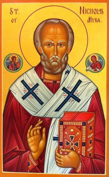 Thánh Nicholas Myra (06/12)