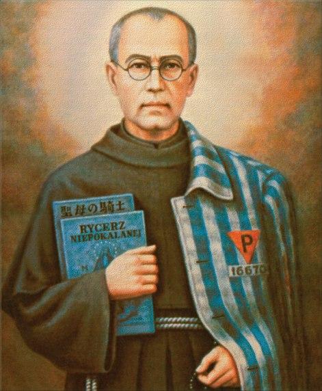 Thánh Maximiliano Kolbe (1894-1941) (14/8)