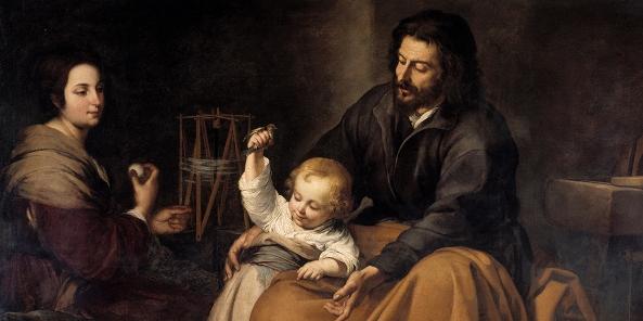 Đặt tên cho con trẻ: SN Tin Mừng thứ Sáu - Thánh Giuse, bạn trăm năm Đức Maria (19.03.2021)