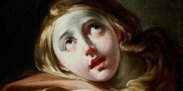 Thánh nữ Mary Edessa: vị thánh của những ai yêu mến Chúa Giêsu nhưng đã từng sa ngã