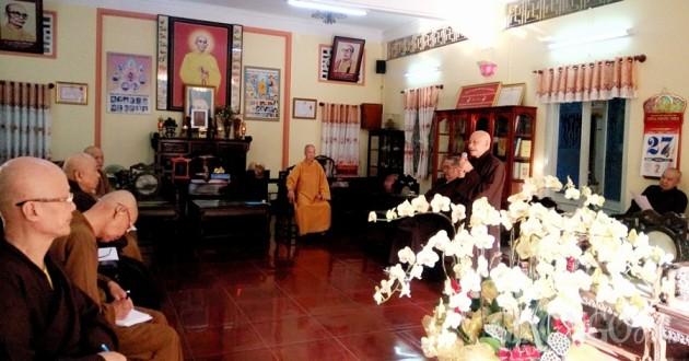 Phật giáo TP.HCM họp chuẩn bị Đại lễ Phật đản