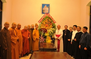 BTS Thành hội Phật giáo mừng lễ Giáng sinh TGM (21.12.2017)